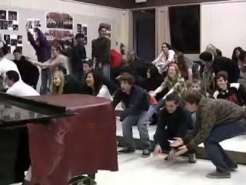 Gunn Choir/Staff Musical Extravaganza 2010 - Heavenly Bandstand