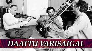 Daattu Varisaigal Mayamalavagowla by R Vedavalli | Learn Carnatic Music