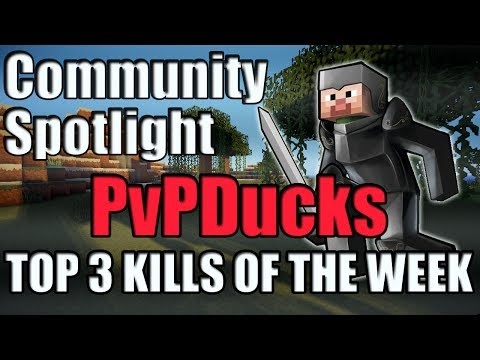 Community Spotlight | PvPDucks Top 3 Kills Of The Week | Week 23