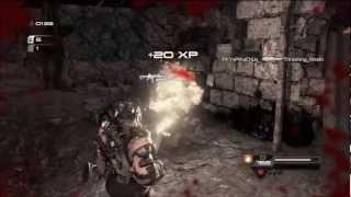 InVersion: 1v1 Multiplayer Deathmatch Map Crater Gameplay PS3 -HD-