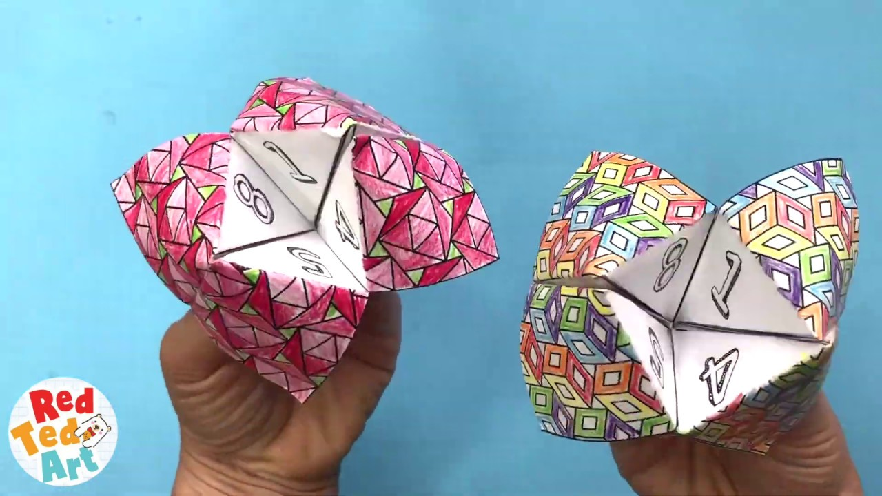 image about Printable Cootie Catcher known as Ice Breakers for Again toward College - Printable Cootie Catchers