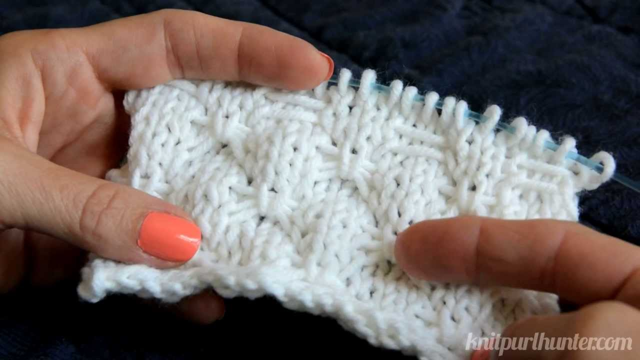 Butterfly Stitches In Knitting : Butterfly Stitch - YouTube