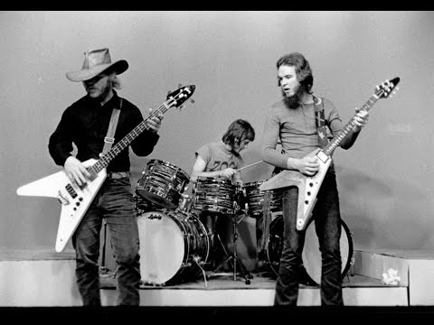 ZZ Top Live at Maple Leaf Gardens, Ontario, Canada Jan 9, 1975