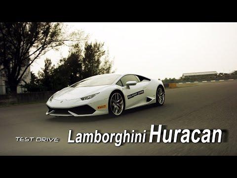 Lamborghini Huracan LP610-4 時速200公里 飆速試駕