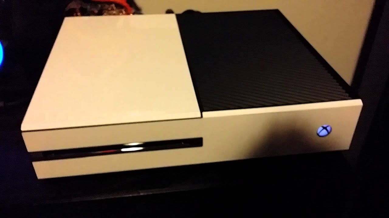 My new XBox One skin review and looks. - YouTube
