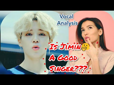 Vocal Range of Jimin • Vocal Analysis of Jimin - YouTube