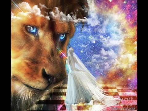 "Power Vision of the ""LION OF JUDAH"""