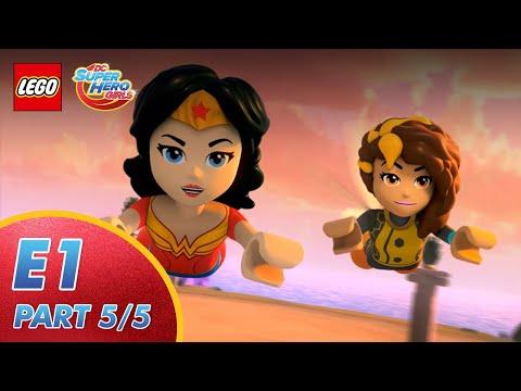 Galactic wonder lego dc super hero girls part 5 for Galactic wonder