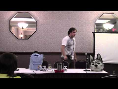 BronyCAN 2013 - The Furry Fandom Panel