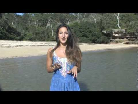 Manly Travel Video - Picturesque Collins Beach in Sydney Australia