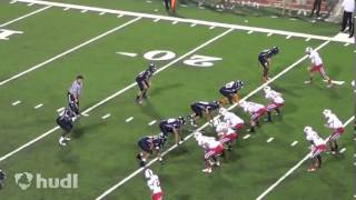 Colton King offensive lineman Highlight Video