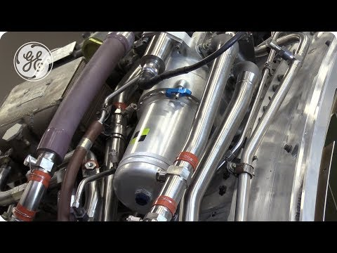 LEAP - Fuel Filter Removal & Installation - GE Aviation Maintenance Minute