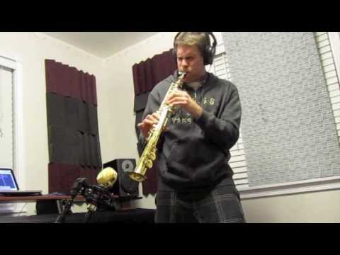 2Pac - Soprano Saxophone - I Ain't Mad At Cha - BriansThing