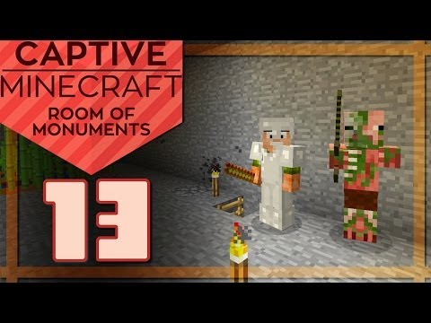 Captive Minecraft II - Ep. 13 - Nether Tactics