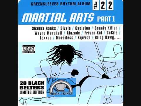 Martial Arts Pt.1 Riddim Mix (2002) By DJ.WOLFPAK