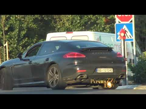 Sasa Kovacevic udario 'Porsche'-a