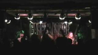 "Carnal Forge - ""Hand of Doom"" &  ""Ripped and Torn"" live 2008"