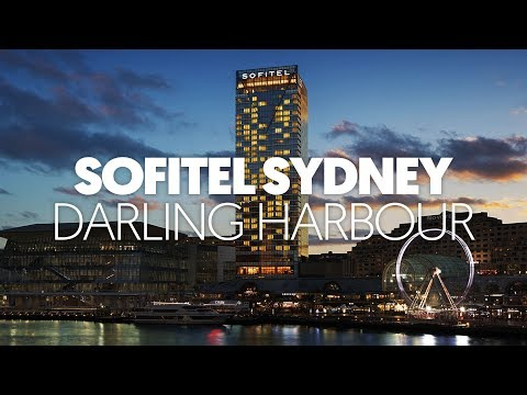 Sofitel Sydney Darling Harbour | Must See Luxury Hotel | Walkthrough Review | Nathan Dukes Art