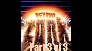 Beyond Zork (Part 3 of 3) walkthrough (Apple II - Infocom)