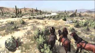 Red Dead Redemption - The Co-op Mode