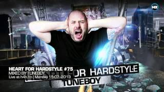 Tuneboy - Heart for Hardstyle 75 (Official Videoclip)