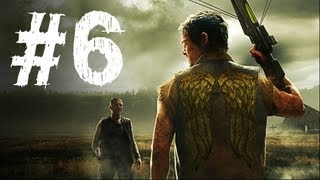 The Walking Dead Survival Instinct Gameplay Walkthrough Part 6 - Escape the Sawmill (Video Game)