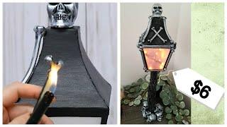 Vero Vi ❤️ DIY HALLOWEEN LAMP / LAMPARA 👻