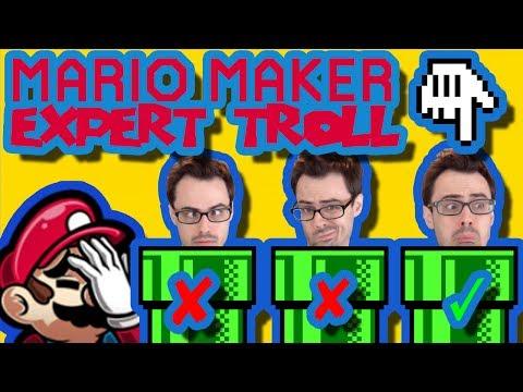 Mario Maker - Garbage Levels Or Skip (Spoiler Alert: It's Hot) | Super Expert #23