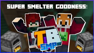 The Best Super Smelter Ever! Truly Bedrock SMP | Season 2
