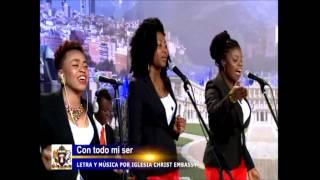 """CON TODO MI SER"" - WITH ALL MY HEART - Sinach - Live@TBN España"