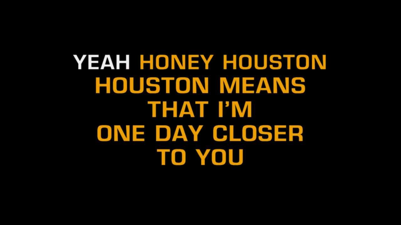 Rasta Love Quotes Larry Gatlin Houston Means I'm One Day Closer To You Karaoke