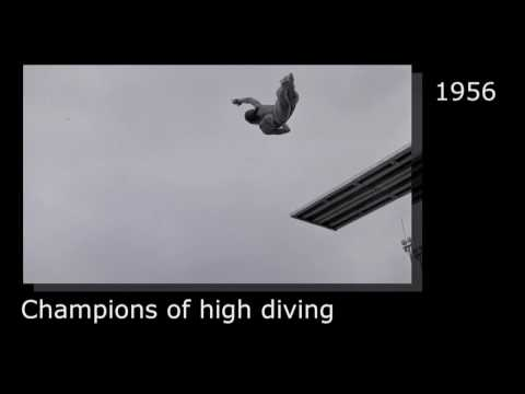 High Diving, 1956