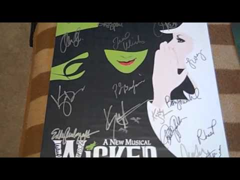 WICKED Poster Collection Summer 2011 UPDATE