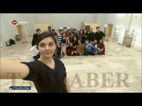 TRT Müzik Kampüsteyiz Programı Türk-Alman Üniversitesi'nde!