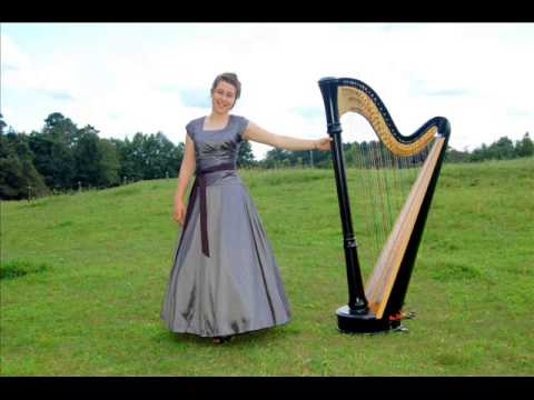 Simple Gifts on the Harp