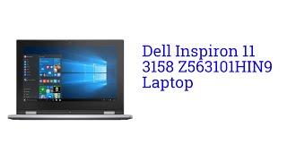 Dell Inspiron 11 3158 Z563101HIN9 Laptop