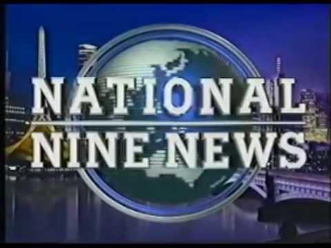 National Nine News Melbourne Openers | 1983-2008 - YouTube