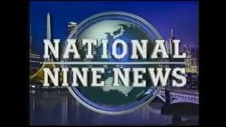 National Nine News Melbourne Openers | 1983-2008