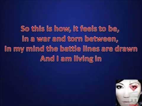 Charmaine - Fighting Furies - Lyric Video