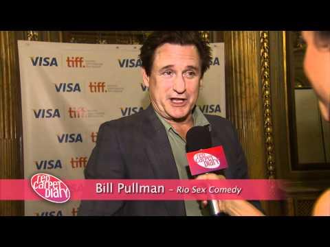Jonathan Nossiter, Charlotte Rampling and Bill Pulman bring 'Rio Sex Comedy' to TIFF
