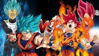 GOKU AND VEGETA VS DBS BROLY MOVIE - DRAGON BALL XENOVERSE 2 (MODDED GAMEPLAY)
