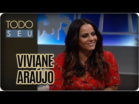 Viviane Araújo - Todo Seu (13/09/17)