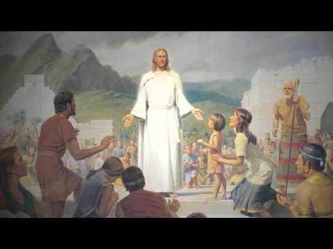 Mormon Kitabı - İsa Mesih Hakkında Başka Bir Tanıklık