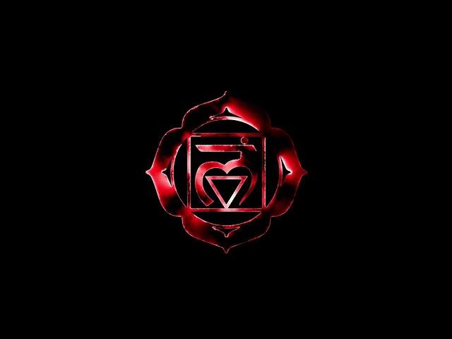 Root Chakra Healing Music - Let Go Worries, Stress, Fear - Chakra Meditation Music
