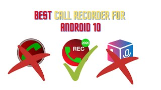 Best call recorder app for android 10, Samsung Galaxy S9+   2020 screenshot 3