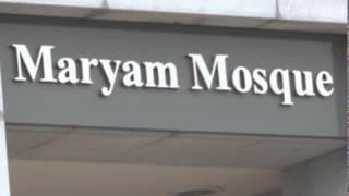 Maryam Mosque, Galway, Ireland opened