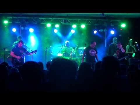 Ivoj Nob present Bon Jovi (Part 1) - Hellenic Club 2015