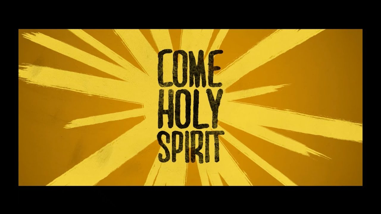 Martin Smith Come Holy Spirit Live Official Lyric Video