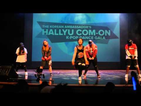 (151219) B-WARE {MIX MEDLEY} Ottawa Com-on Dancefest