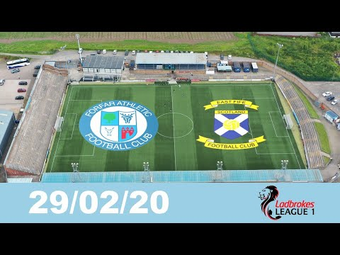 Forfar East Fife Goals And Highlights